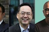 안건준·정준·김봉진 등 IT 벤처기업 대표, 文대통령과 미국 방문