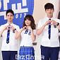 [BZ포토] 장동윤-김세정-김정현, '학교2017' 주인...