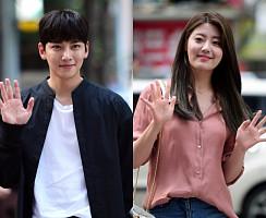 '수상한 파트너' 지창욱-남지현, 지욱♥봉희 케미폭발