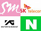 SM-SKT, YG-네이버…콘텐츠와 기술의 만남, 꽃길만 걸을까
