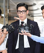 '대마 흡연 혐의' 빅뱅 탑, 선고 공판...
