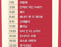 TV 주말의 영화… 채널cgvㆍOCN, 의형제ㆍ트랜스포머 시리즈ㆍ광해ㆍ히트맨 등