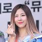 [BZ포토] 드림캐쳐 유현, 윙크+손하트 '애교 2단 ...