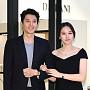 '예비 부모' 이동건-조윤희, 결혼 후 첫 공식석상