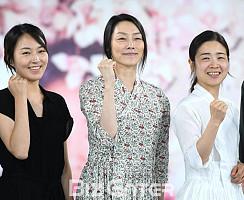 이소연-차지연-이자람, '서편제' 송화 파이팅!