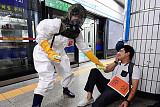 [포토] 사당역, 테러대응 훈련