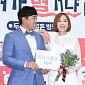 [BZ포토] 박용근-채리나, 달달한 신혼부부
