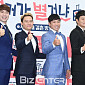[BZ포토] 박수홍-남성진-박용근-강성진, '별거가 ...