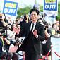 [BZ포토] 박보검, '레드카펫 등장만으로 들썩 들썩~'