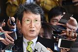 '문성근 합성사진' 국정원 직원 구속