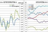 8월 실질실효환율 110.98 '7개월만 최저'..위안화·유로화 강세 영향