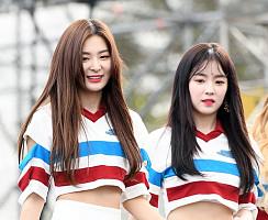 레드벨벳 슬기-아이린, 예쁜 애X예쁜 애