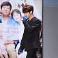 [BZ포토] 펜타곤 홍석, 첫 영화 '떨려요~'