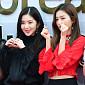 [BZ포토] 레드벨벳 아이린-슬기, 예쁨 한가득