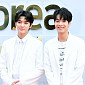 [BZ포토] 뉴이스트W 렌-JR, 해맑은 미소