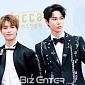 [BZ포토] NCT127 태일-도영, '멋짐이 폴폴~'