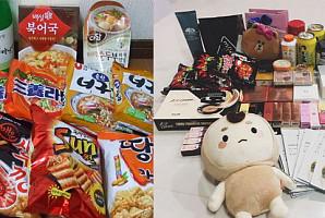 외국인들이 한국오면 꼭 사간다는 쇼핑템 인증샷 모음