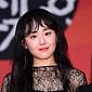 [BZ포토] 문근영, '국민 여동생' 과감해진 시스루