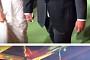 에어아시아 회장, 클로에 결혼식 파티 영상 유출... 에릭 베넷 공연 등 '화려'