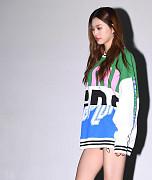 김도연, 시원시원한 모델 워킹