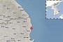 경북 영덕 인근 해역서 규모 2.6 지진 발생…기상청
