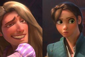 얼굴바꾸기 어플로 바꿔본 만화 캐릭터들 충격 사진 모음