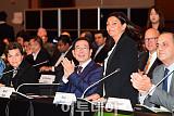 [포토] 박수치는 박원순 서울시장