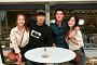 류현진♥배지현, LA서 '더블 데이트' 포착…다정한 예비 부부 모습 '달달'