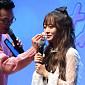 [BZ포토] 김소희, '팬들 생각하면 눈물이 뚝뚝'