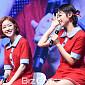 [BZ포토] 구구단 미나, 멤버들도 반하게 만드는 애교