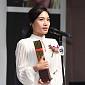 """[BZ포토] '박열' 최희서, """"연기자로 인정받고 있는..."""