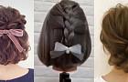 거지존 되어버린 '단발머리' 예쁘게 묶는 9가지 방법