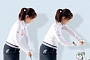 [김수현의 fun한 골프레슨]다운스윙時 몸쪽에 양팔 붙어있어야
