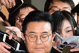 [포토] 눈감은 전병헌 전 수석