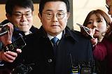 [포토] 전병헌, 청와대서 검찰로