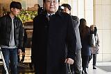[포토] 포토라인 마주한 전병헌 전 수석