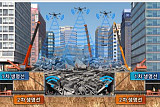 건설연, 건물붕괴시 긴급 인명구조 신기술 세계 최초 개발