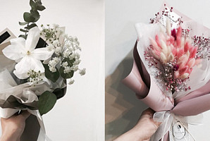 여자친구에게 선물하기 좋은 '예쁜 꽃' Best 11