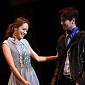[BZ포토]박정아-허영생, '부끄러워'