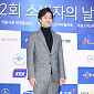 [BZ포토] 박해일, 2017 관객이 뽑은 올해의 배우