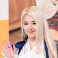 [BZ포토] 소녀시대 효연, 금발이 잘 어울리는 미모