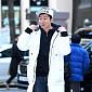 [BZ포토] 김기두, '롱패딩이 유행이라고'