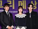 지성-서현진-키, '2017 그리메상' 연기자부문 수상자