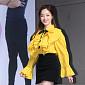 [BZ포토] 양정원, ;초미니 스커트 입고 사뿐사뿐'