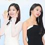 트와이스 다현-채영, 흑과 백 '매력 대결 중'