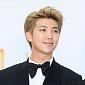 [BZ포토] 방탄소년단 RM, 예쁜 보조개 미소