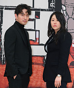 이진욱-고현정, 카리스마 뿜뿜 '대립 각'