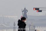 [포토] 뿌연 서울