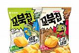 오리온, '꼬북칩'으로 한ㆍ중 시장 본격 공략