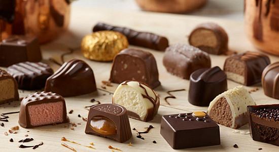전 세계적으로 유명한 나라별 '대표 초콜릿' 모음
